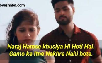 Sad shayari in hindi two lines