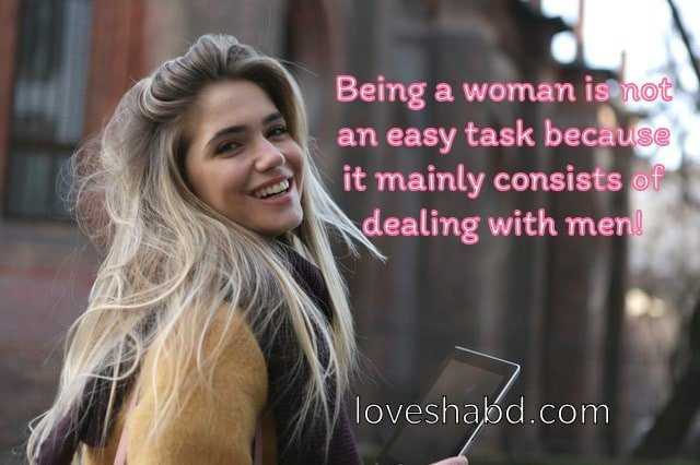 Beautiful happy quotes for women's day special